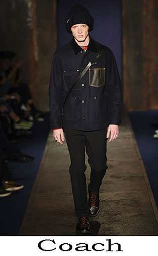 Coach Fall Winter 2016 2017 Style Brand For Men Look 20