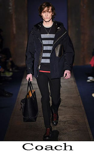 Coach Fall Winter 2016 2017 Style Brand For Men Look 21