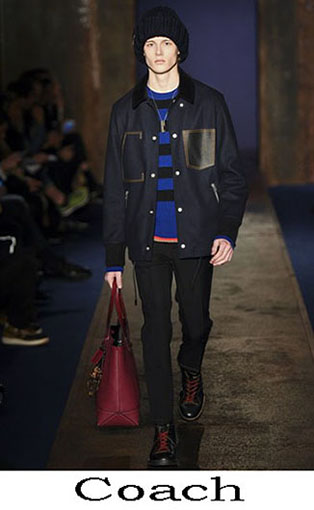 Coach Fall Winter 2016 2017 Style Brand For Men Look 22