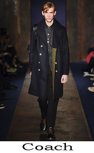 Coach Fall Winter 2016 2017 Style Brand For Men Look 24