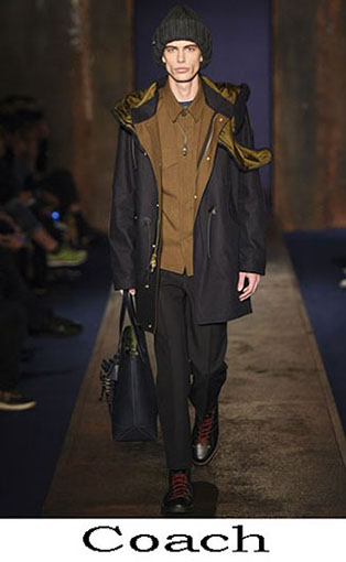 Coach Fall Winter 2016 2017 Style Brand For Men Look 28