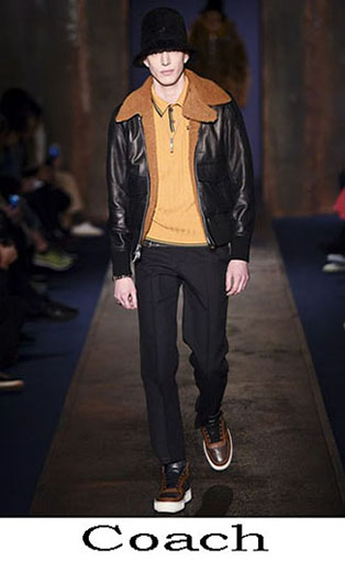 Coach Fall Winter 2016 2017 Style Brand For Men Look 3