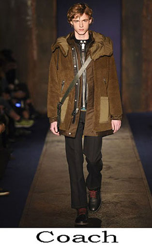 Coach Fall Winter 2016 2017 Style Brand For Men Look 33