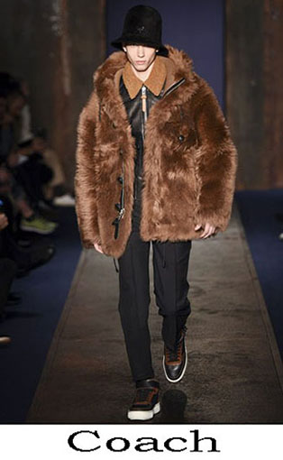 Coach Fall Winter 2016 2017 Style Brand For Men Look 4