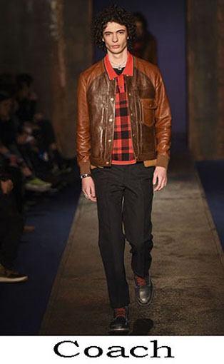 Coach Fall Winter 2016 2017 Style Brand For Men Look 43