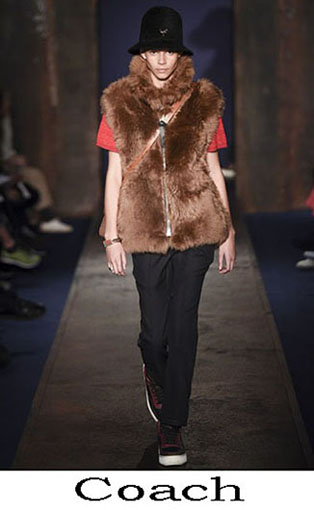 Coach Fall Winter 2016 2017 Style Brand For Men Look 5