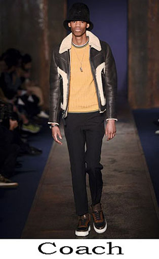 Coach Fall Winter 2016 2017 Style Brand For Men Look 6