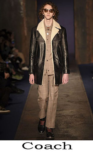 Coach Fall Winter 2016 2017 Style Brand For Men Look 7