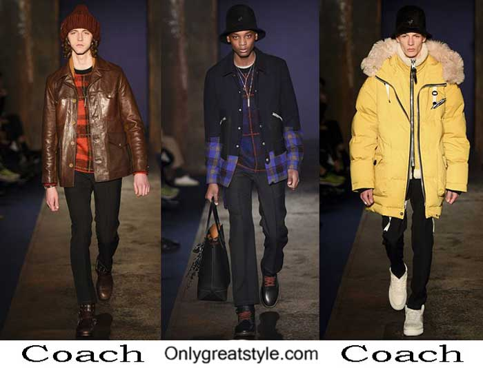 Coach Fall Winter 2016 2017 Style Brand For Men