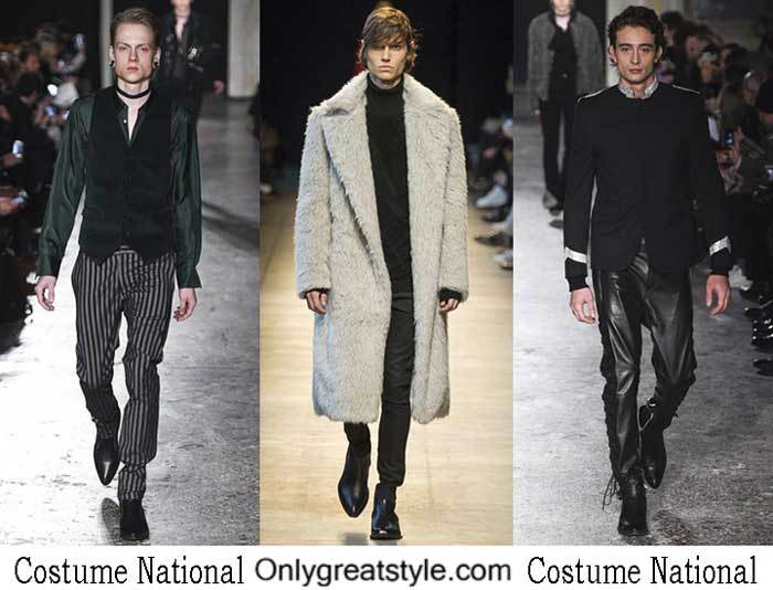 Costume National Fall Winter 2016 2017 Clothing For Men