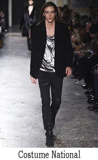 Costume National Fall Winter 2016 2017 Clothing Men 1