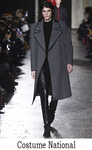 Costume National Fall Winter 2016 2017 Clothing Men 16