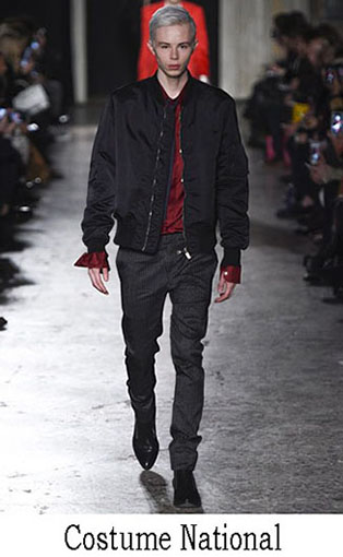 Costume National Fall Winter 2016 2017 Clothing Men 17