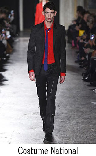 Costume National Fall Winter 2016 2017 Clothing Men 19