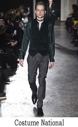 Costume National Fall Winter 2016 2017 Clothing Men 20