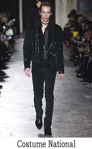 Costume National Fall Winter 2016 2017 Clothing Men 21