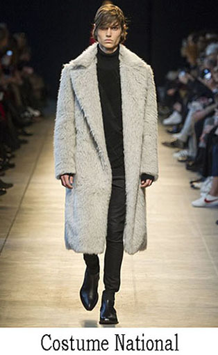 Costume National Fall Winter 2016 2017 Clothing Men 3