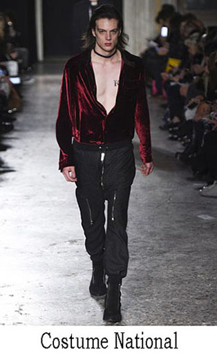 Costume National Fall Winter 2016 2017 Clothing Men 39