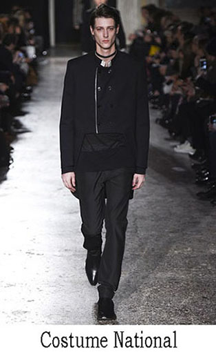 Costume National Fall Winter 2016 2017 Clothing Men 40