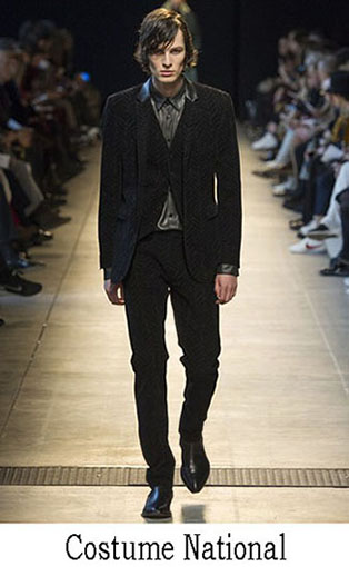 Costume National Fall Winter 2016 2017 Clothing Men 6
