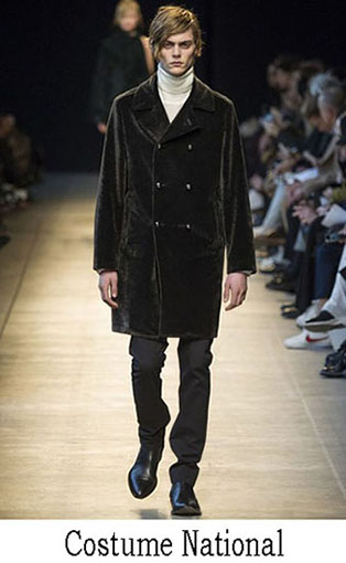 Costume National Fall Winter 2016 2017 Clothing Men 7