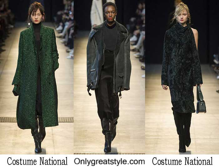 Costume National Fall Winter 2016 2017 For Women
