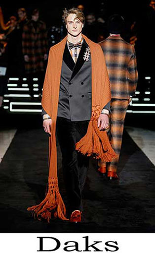 Daks Fall Winter 2016 2017 Fashion Clothing For Men 12