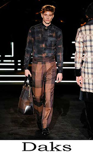 Daks Fall Winter 2016 2017 Fashion Clothing For Men 19