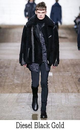 Diesel Black Gold Fall Winter 2016 2017 Clothing Men 1