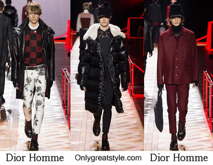 Dior Homme Fall Winter 2016 2017 Style Brand For Men