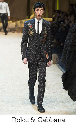 Dolce Gabbana Fall Winter 2016 2017 Lifestyle For Men 3