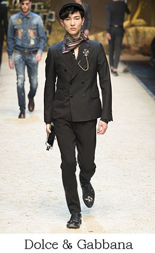 Dolce Gabbana Fall Winter 2016 2017 Lifestyle For Men 34