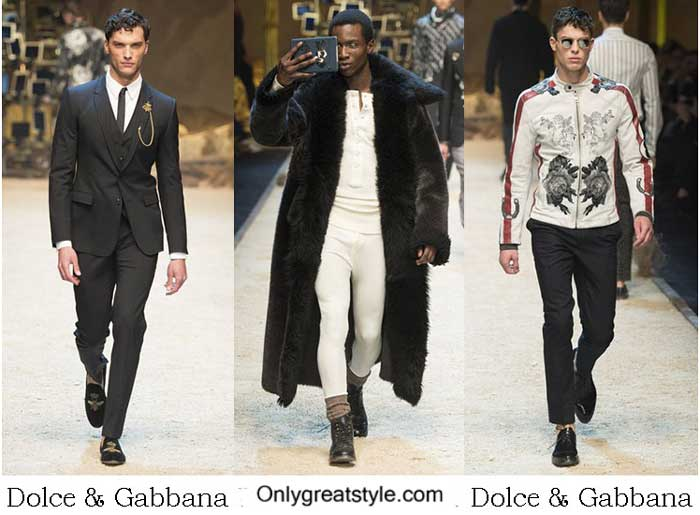 Dolce Gabbana Fall Winter 2016 2017 Lifestyle For Men