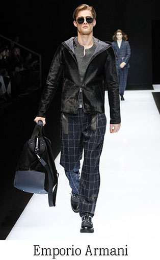 Emporio Armani Fall Winter 2016 2017 Clothing For Men 1