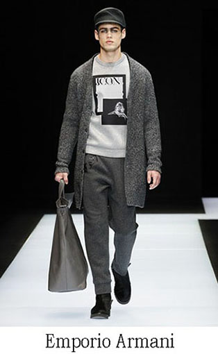 Emporio Armani Fall Winter 2016 2017 Clothing For Men 10