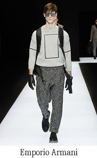 Emporio Armani Fall Winter 2016 2017 Clothing For Men 15