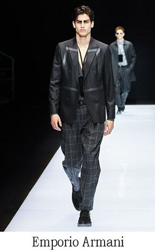 Emporio Armani Fall Winter 2016 2017 Clothing For Men 20