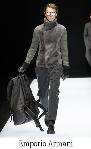 Emporio Armani Fall Winter 2016 2017 Clothing For Men 28