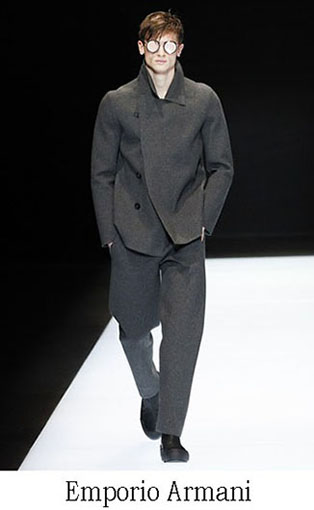 Emporio Armani Fall Winter 2016 2017 Clothing For Men 29