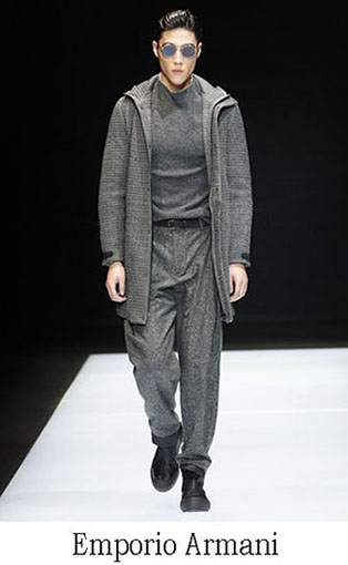 Emporio Armani Fall Winter 2016 2017 Clothing For Men 30