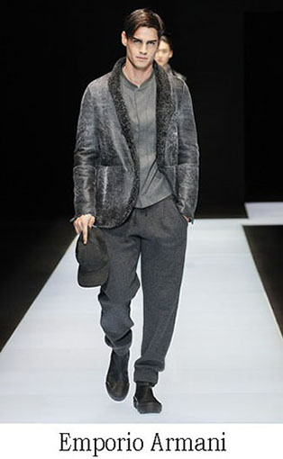 Emporio Armani Fall Winter 2016 2017 Clothing For Men 31