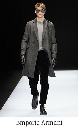 Emporio Armani Fall Winter 2016 2017 Clothing For Men 33