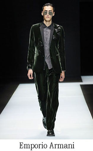 Emporio Armani Fall Winter 2016 2017 Clothing For Men 36