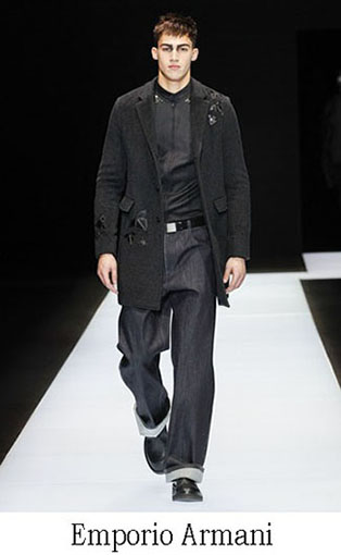 Emporio Armani Fall Winter 2016 2017 Clothing For Men 38