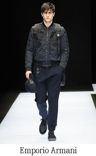 Emporio Armani Fall Winter 2016 2017 Clothing For Men 41