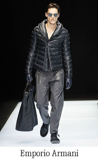 Emporio Armani Fall Winter 2016 2017 Clothing For Men 42