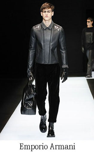 Emporio Armani Fall Winter 2016 2017 Clothing For Men 47