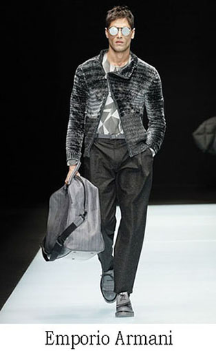 Emporio Armani Fall Winter 2016 2017 Clothing For Men 50