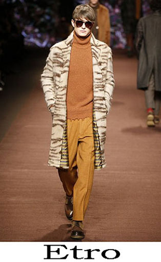 Etro Fall Winter 2016 2017 Lifestyle For Men Look 1