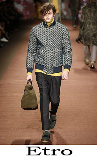 Etro Fall Winter 2016 2017 Lifestyle For Men Look 21